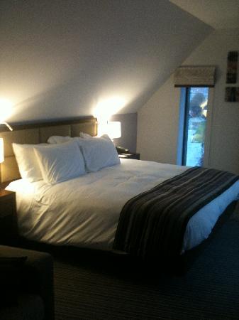 Hilton Gdansk: Bedroom