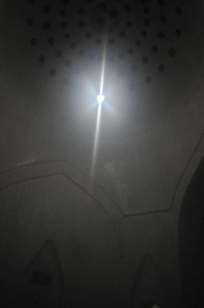 Gedikpasa Hamami : ceiling