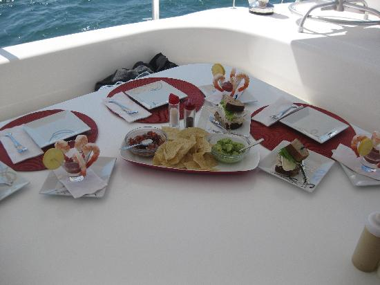 Restless Native Charters: The food was prepared to perfection!