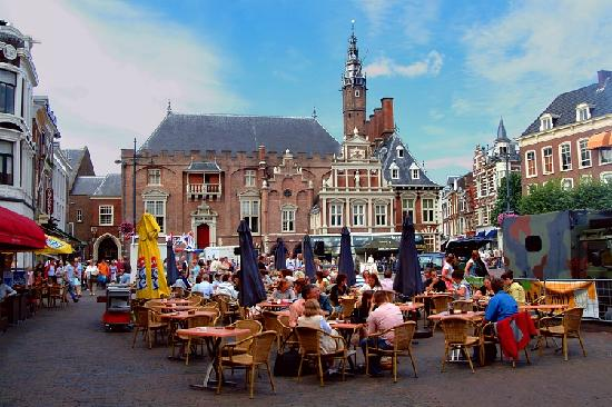 Image result for Haarlem Grote Markt