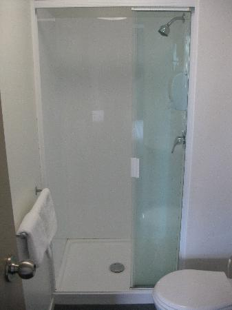 Waldorf Tetra Serviced Apartments: Shower