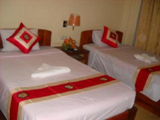 Angkor Voyage Villa: Twin Room