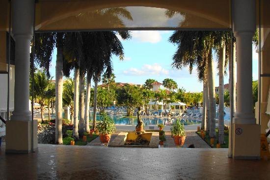 Paradisus Princesa del Mar Resort & Spa: View from the lobby