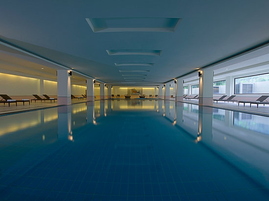 Silks Place Taroko: The Indoor Pool and The Recreation