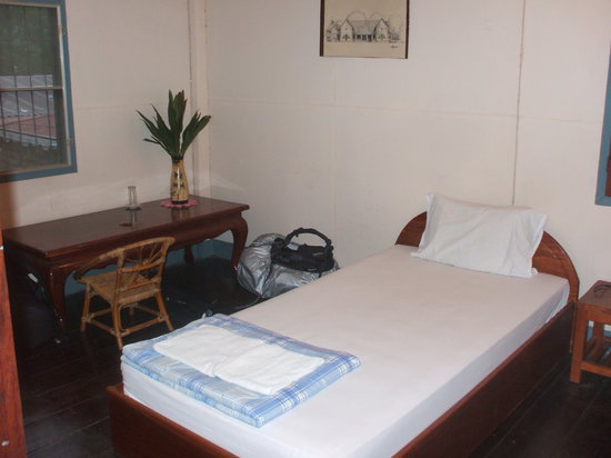 Choumkhong Guesthouse: Simple, yet comfortable rooms.