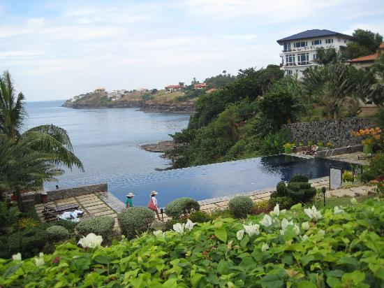 Club Punta Fuego : Double infinity pools
