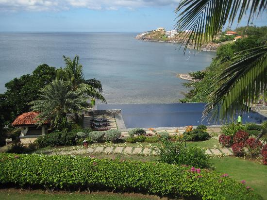 Club Punta Fuego: Double infinity pools