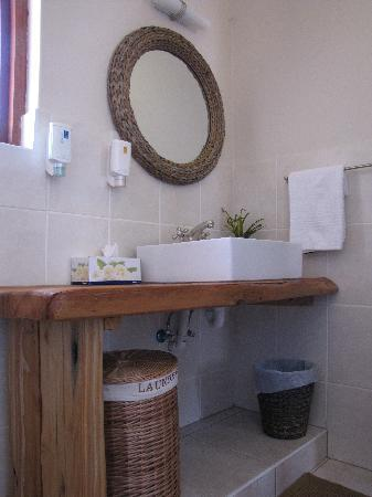 Sandfields Guesthouse: En suite bathrooms