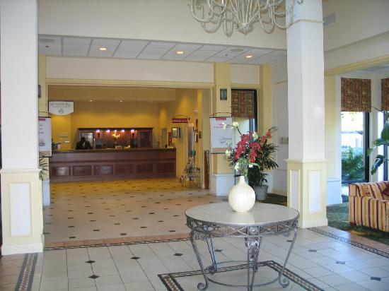 Hilton Garden Inn Jacksonville / Ponte Vedra: Lobby