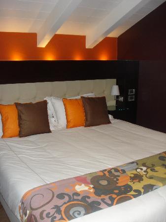 Hotel Belvedere: la camera