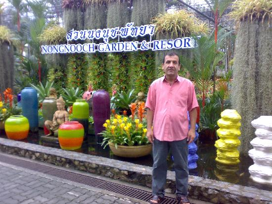 Herb Garden Pattaya : Tropical Garden