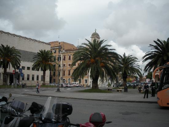 Livorno, Italia: Stadtzentrum