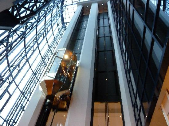 Maritim Hotel Bonn: Lift