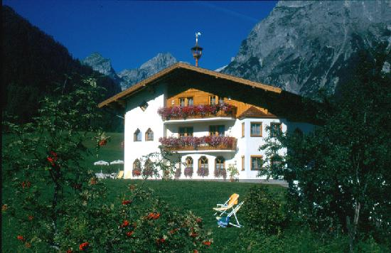 Alpengasthof Lammerhof: Apartmenthaus