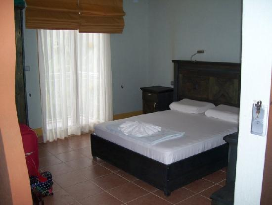 Prince of Caunos Hotel: Prince of Caunos double bedroom