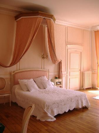 Château de la Foltière : Chambre