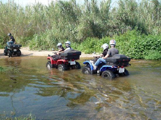 Fun & Quads Adventure: WAaauu