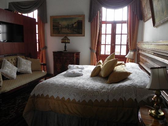 Hotel Casa San Marcos: Bedroom