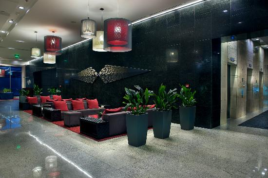IBB Andersia Hotel Conference Centre & SPA: Lobby