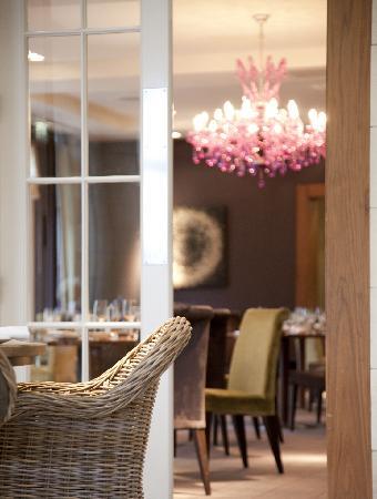 Rudding Park Hotel : Dining at Clocktower