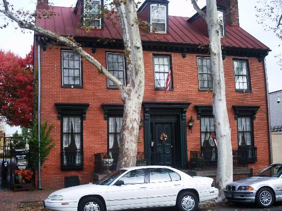 Gibson's Lodgings: Patterson House, Gibson's Lodings Annapolis