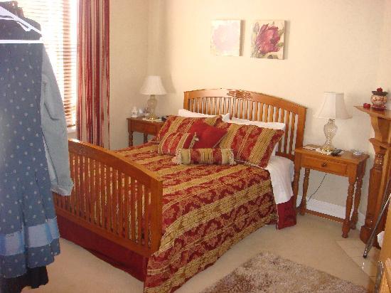 Eden Park Bed & Breakfast: Our room at Eden Park