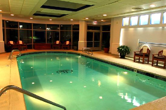 Indoor Swimming Pool Picture Of Renaissance Charlotte Southpark Hotel Charlotte Tripadvisor