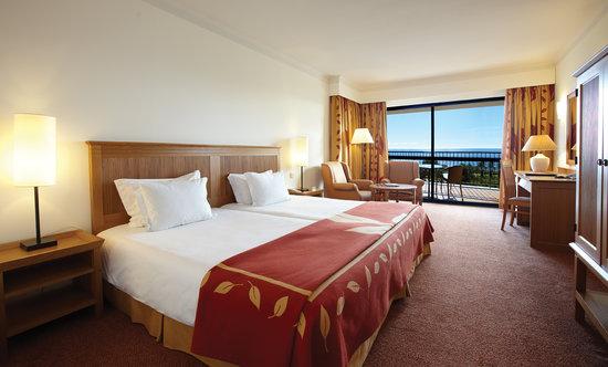 Porto Mare Hotel: Sea View