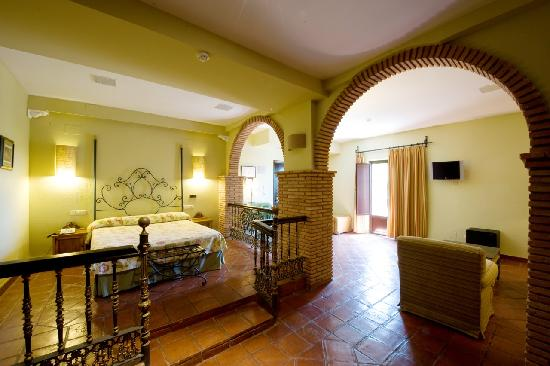 Santa Cruz De Mudela, Spanien: Habitación