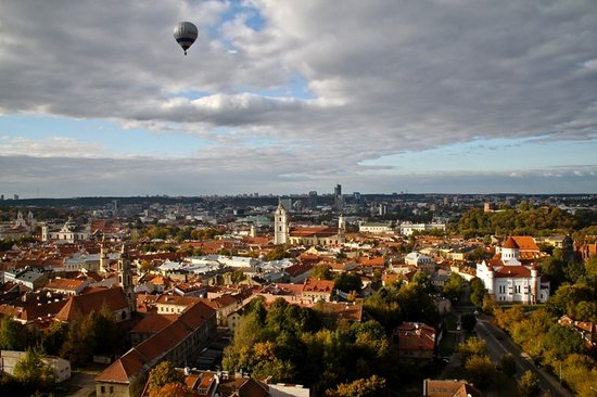 Ballooning Centre Lithuania - Private Tours