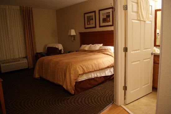 Candlewood Suites Enterprise: Room