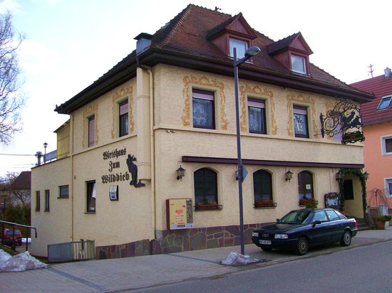 Wirtshaus zum Wilddieb