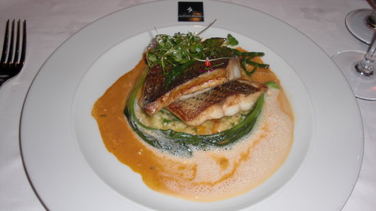 Le Saint-Amour : Sea Bass
