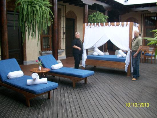 ホテル カミーノ レアル アンティグア Image