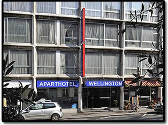 Aparthotel Wellington: Street view