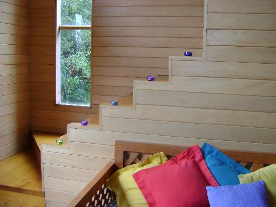 Tarahuin Lodge: interior