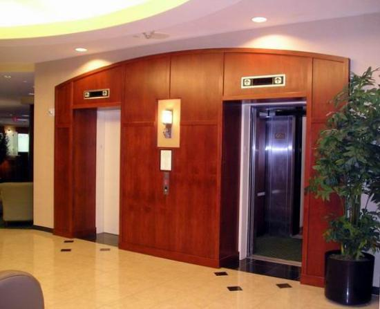 Extended Stay America - Shelton - Fairfield County: Elevators