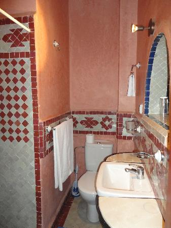 Riad Dar Alia : Salle de bain