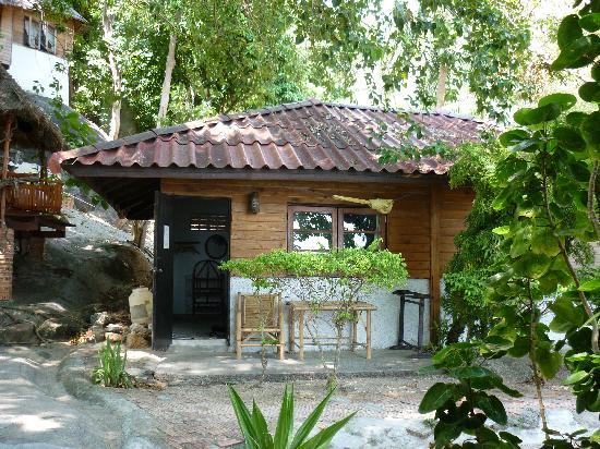 Harmony Beach Resort : my hut on the beach