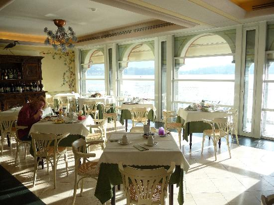 Hotel La Darsena: Dinning room