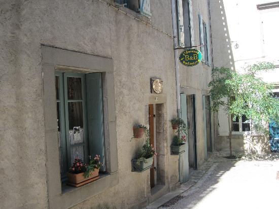 L'Ancienne Boulangerie: B & B exterior