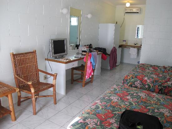 Kosrae, Mikronezya Federal Devletleri: Simple But Clean and Comfy