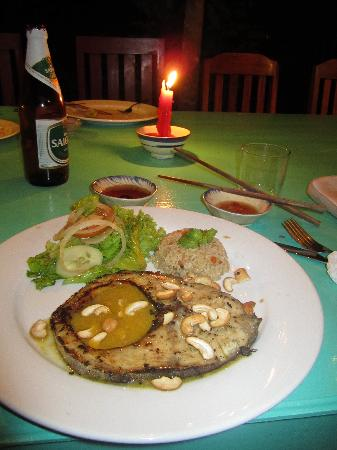 Freedomland Phu Quoc Resort: Nightly meals