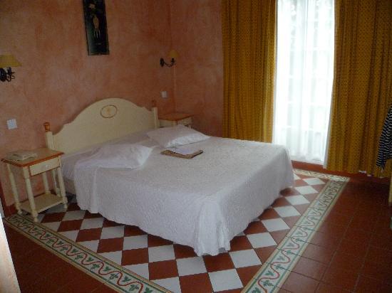 Hôtel Le Cilaos : chambre