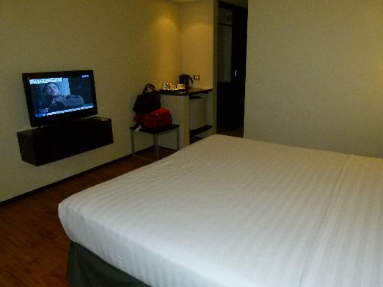 Mallberry Suites Business Hotel: Superior room