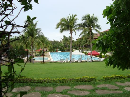 Laoag, Filipinas: Pool