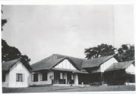 Silghat, Indie: Koliabor manor in 1935