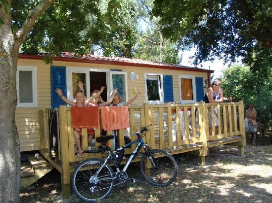 Camping sunelia le fief updated 2017 campground reviews for Camping st brevin les pins avec piscine
