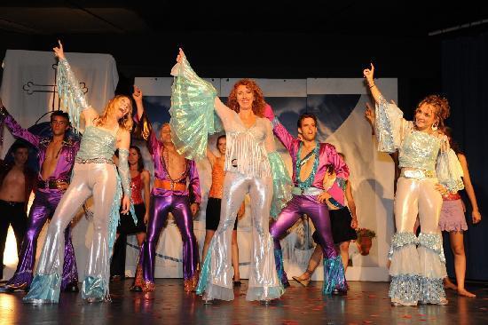 Saint-Brevin-les-Pins, France : Mamma Mia comédie musicale au Camping le Fief