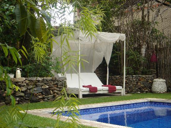 Pousada Terra dos Goitis: piscina
